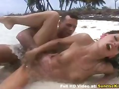 Hot beach sex with gor... - Keez Movies