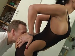 Submissive blonde dude... - Updatetube