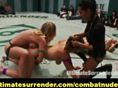 hot, fitness, lesbian, catfight, humiliation, wrestling, submission, nudefight, lesbians, models, blond, group sex, femalecombat, group, domination, voyeurs