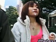 sexy, jpflashers, asian, lovely, asian japanese, doll, big, flashing, part3, public outdoor, public flash,