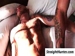 couch, mouth, tattooed, cock, sleeping, anal, hardcore, blowjob, gets, fucking, lover, guy, gay