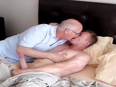 home, daddy, kissing, mature, older, sucking, jerking, jerking off