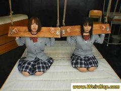 japanese, bdsm, punished, torture, humiliation, gets, asian, schoolgirls, fetish, bondage