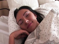 sasha rose,  bed, kom skoot, bj