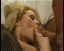 hardcore, gaping hole, british, hot, dp, close up, stockings, hotel, blonde, lingerie, double, doggystyle