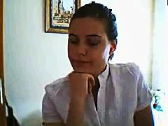 webcam, amateur, turkse