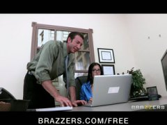 Rebeca Linares, bclip, office, slut, cheating, tits, rebeca linares, pornstar