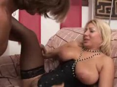 doggystyle, mature, blonde, black, hardcore, mom, fucked, curvy, milf, corset, big tits