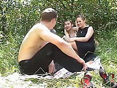 group, hot, blowjob, teen, blonde, students, gangbang, on, russian, outdoor, orgy, reality, countryside, college