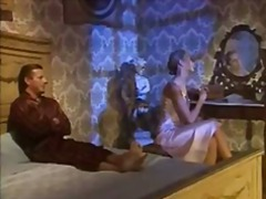 vintage, brunette, movie, european, sex, group sex, blowjob, oral, blonde, cumshot, euro