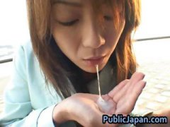 outdoor, asian, voyeur, japanese, blowjob, gives, interracial, public, model, part5, hot