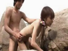 outdoor, fucked, hardcore, asian teen, teen, skinny, sex, beach, asian