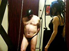 Opinion Bdsm noose play free stream