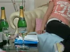 russians, amateur, drunk, playing, dildo, teens, fingering