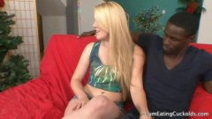 Schwarz, Dreier, Blowjob, Interracial, Bisexuell