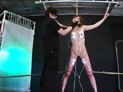 bondage, hairy, toys, domination, masturbation, bdsm, submission, fetish, extreme, hardcore, asian, anal,