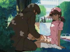 fucked, nurse, doctor, cartoon, tied, tied up, gets, asian, animated, young