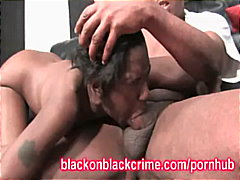 blowjobs, gag, brutal, black, extreme, deep-throat, blackonblackcrime.com, blow-job, throat-fuck, face-fucking
