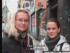 handjob, amateur, point-of-view, czechstreets.com, glasses, czech, european, public, blowjob