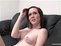facial, pov, interview, cumshot, panties, amateur, masturbation, blowjob, red-head, fingering