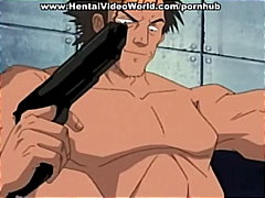hentaivideoworld.com, big-tits, pussy-licking, blowjob, toys, anime, cartoon, hentai