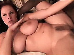 Gianna Michaels, inter-ras, cuckold