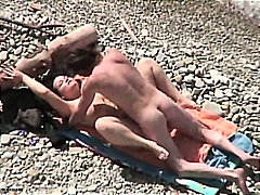 sex, blowjob, austrian, curvy, outdoors, regina, beach, voyeur, amateur, hardcore, redhead
