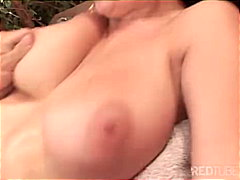 Gianna Michaels, couple, shaved, cum shot, stockings, masturbation, pornstar, gianna michaels