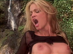 jessica drake,  outdoor, caucasian, blonde, shaved, cum shot, tattoos, couple, blowjob, pornstar, jessica drake,