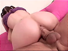 Big dick fills hailey's pink