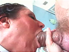 caucasian, glamour, deepthroat, gagging, cum shot, couple, cream pie, big cock, blowjob