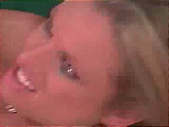 Briana Banks, deepthroat, oraal, bj, blond, vinger, hard, anaal, kom skoot