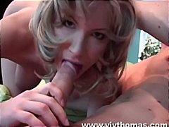 cumshot, female-friendly, busty, pussy-licking, close-up, vivthomas.com, striptease, euro, blowjob, facial