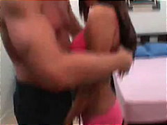 Daisy Marie, skinny, riding, brunette, tits, daisy marie, tight, blowjob, doggystyle, reality