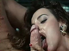 milf, pussylicking, tits, deepthroat, riding, vintage, lingerie