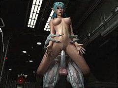 hentai, extreme, fetish, alien, monster cock, bizarre, anime, toon, 3d