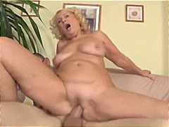 Blonde Mature Cougar