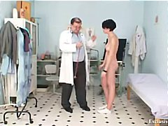 doctor, speculum, big tits, rectal exam, kinky, weird, gyno exam, medical, hospital, czech, tampon, uniform, pussy