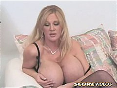 oral, titty fuck, milf, julia crown, huge tits, cougar, pussy to mouth, doggystyle, boobs, big tits, busty, shaved