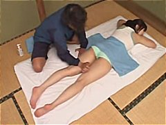 amateur, massage, japans