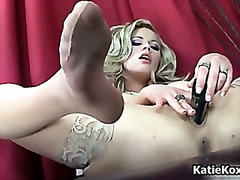 katie kox,  katie kox, big tits, sean micheals, hardcore, fucking, blonde, interracial, pornstar