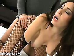 reality, amateur, booty, hardcore, big tit, doggystyle, boobs, big tits, brunette, stockings, big cock, model, pussy