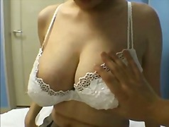 Milky japanese boobs