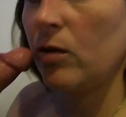 My favorite swinger wife sucking another dick