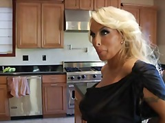 holly halston,  analno, hardcore, milf