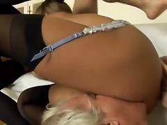 jeune fille, anal,