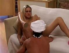 Angel Long, pornstêr, blond, anaal