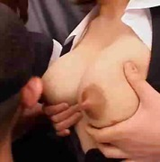 asian, tits, nipples,
