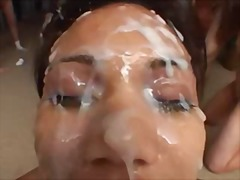 Lucy Thai, thai, bukkake, lucy thai, facials, asian, blowjobs