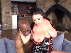 alexis silver,  interracial, british